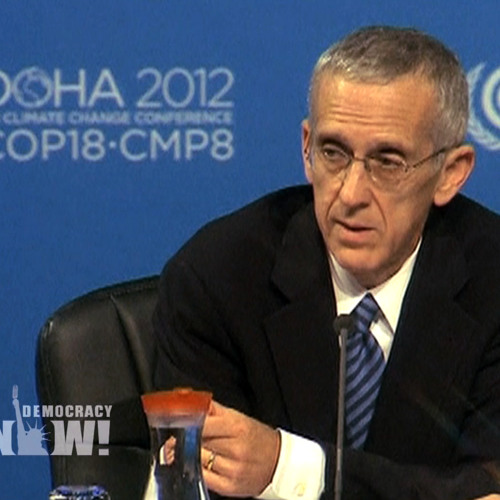 In Doha, Lead US Negotiator Plays Down Expectations of Climate Action in Obama's Second Term