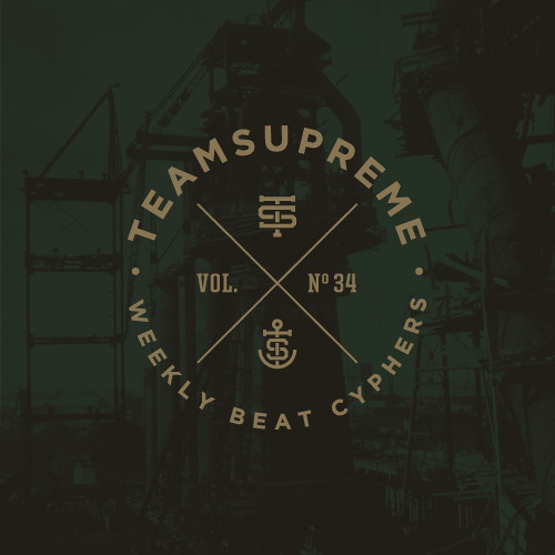 TeamSupreme Vol. 34