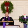 Scripture and sermon from December 2, 2012 service