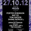 Ministry of Sound Club for Saturday Sessions W/ Porter Robinson & Mat Zo