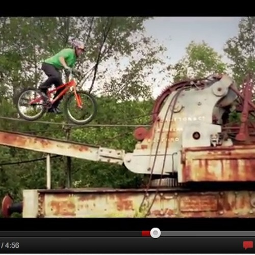 Danny Macaskill - Sheffield Adventure Film Festival 2012 Best Bike Film winner