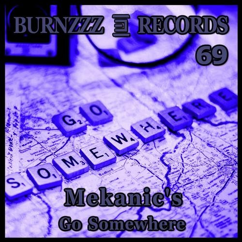 Mekanic`s - Go Somewhere (Simply Vibes Remix) OUT NOW !