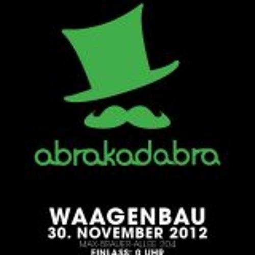 Mikah @ Abrakadabra Waagenbau 30.11.12