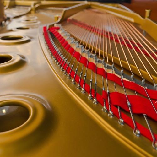 Piano - Intermezzo Nº 2/ Johannes Brahms