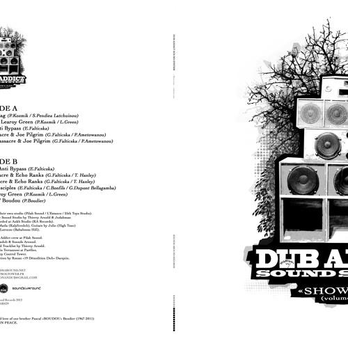 DUB ADDICT LP mini mix by NINETEEN DUB