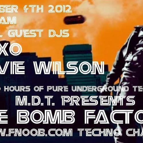Stevie Wilson @ The Bomb Factory