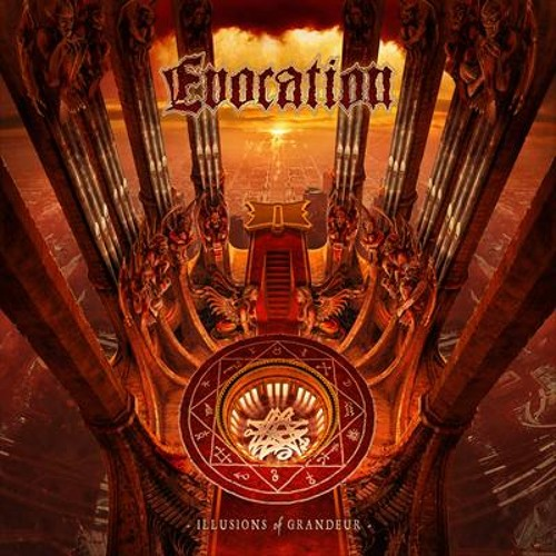 EVOCATION - Divide And Conquer