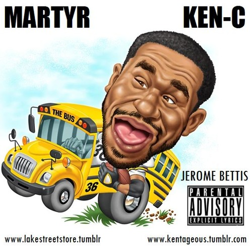 Mike The Martyr Ft. Ken-C - Jerome Bettis (Breathe In)