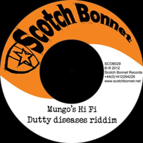 Dutty Diseases Riddim Selecta OP4L Mix 2012