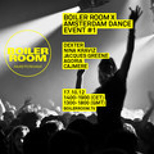 Agoria 50 min Boiler Room Mix at ADE 2012