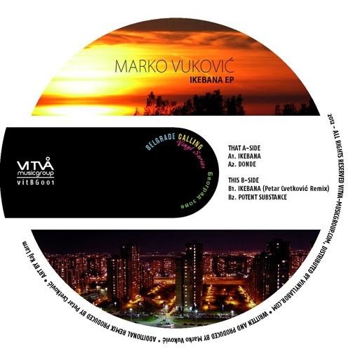 Marko Vukovic - Ikebana (Petar Cvetkovic Remix) [unmastered]