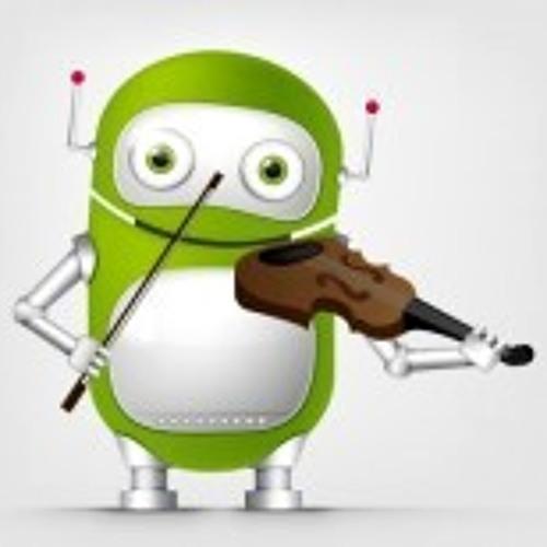 Peter Reinhardt - A Robot and his Violin