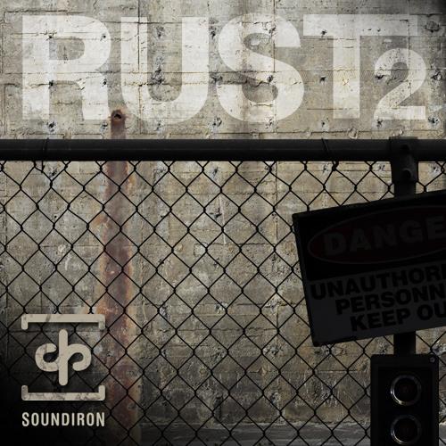"Rust 2 - ""Epic Iron"""