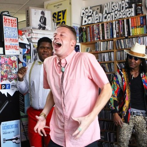 Macklemore Ryan Lewis Thrift Npr Tiny Desk Concert By Fresh Sound Shakedown Free Listening On Soundcloud