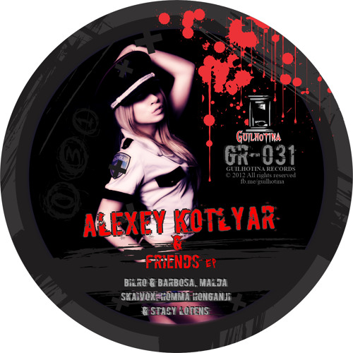 Alexey Kotlyar & Stacy Lotens - Loose Control