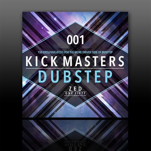 Kick Masters Dubstep - 300 New Killer Dubstep Kicks From Zenhiser