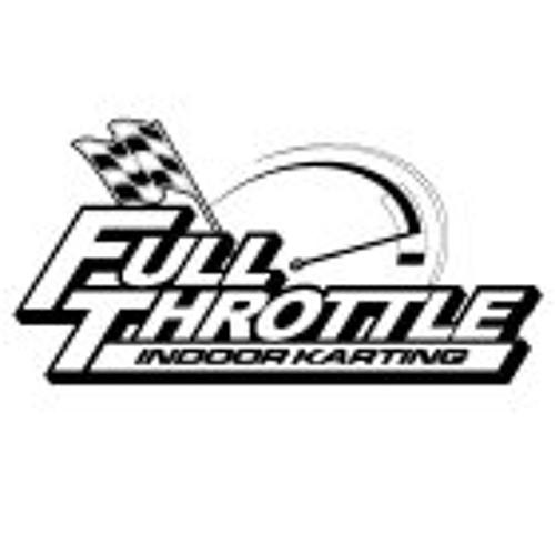 SlowKarts Radio Ad for Full Throttle Racing