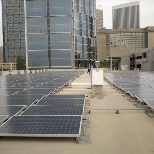 Profit Motive Draws Businesses to Renewable Energy Technology