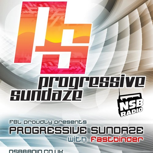 Progressive Sundaze with Fastbinder and Jayson Butera 12-1-2012 NSB Radio