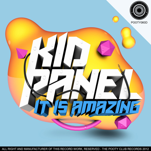 Kid Panel - Amazing (Original Mix) [OUT NOW ON BEATPORT]