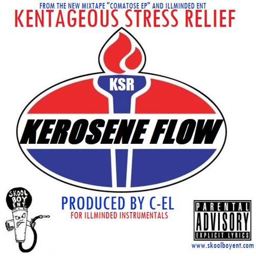Kerosene- Produced By C-El For Illminded Instrumentals
