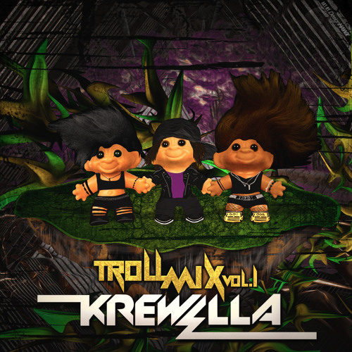 Krewella - Troll Mix Vol.1: FUCK FINALS EDITION
