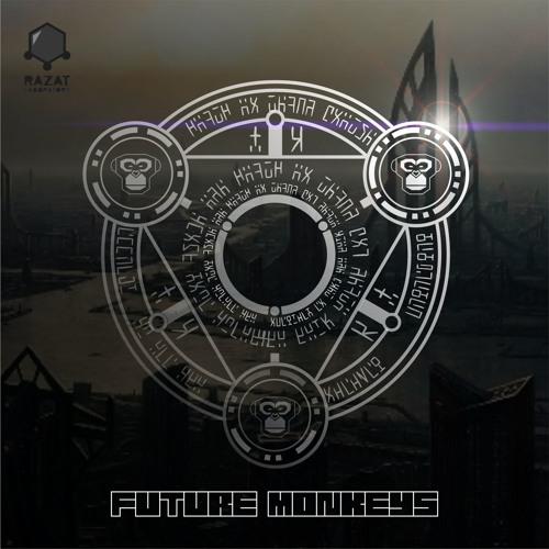 Preview  EP FUTURE MONKEYS  (Razat Laboratory Recs)