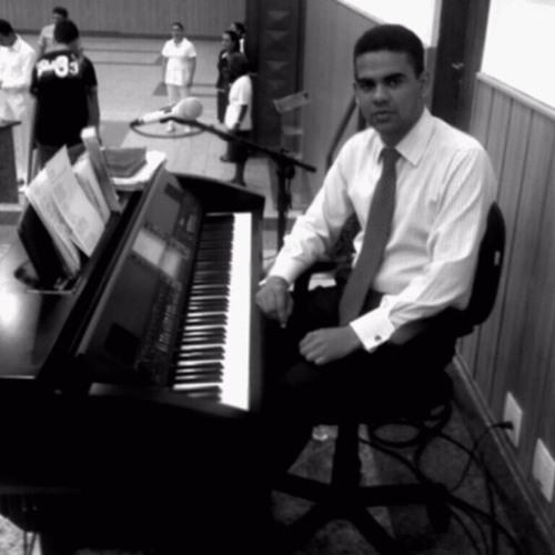 Júnior Carioca - Pão Da Vida (Piano)