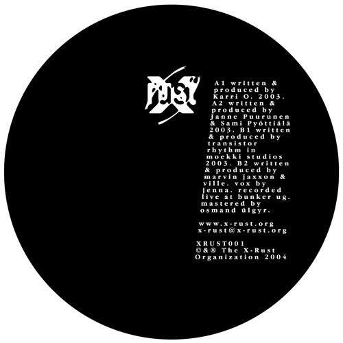 B1. Transistor Rhythm - Moekki Tracks #1