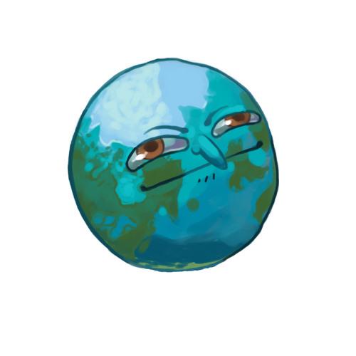 Earth - Apocalypse Pluto