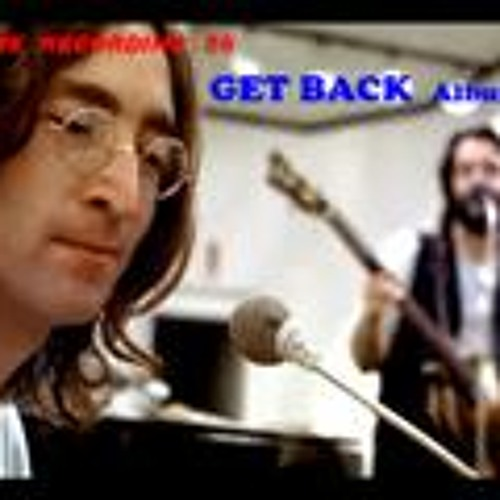 Beatles cover GET BACK