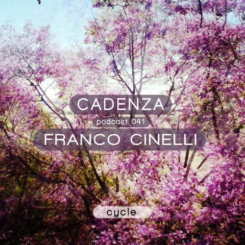 Cadenza Podcast | 041 - Franco Cinelli (Cycle)