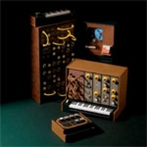 Luke Vibert & Jean Jacques Perrey - You Moog Me