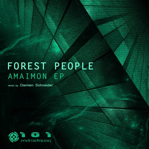 ANDROID101 - Damien Schneider remix -  Black Amaimon by Forest People [preview]