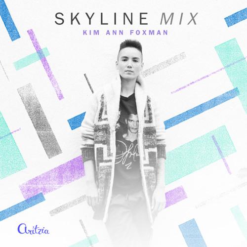 Skyline Mix by Kim Ann Foxman