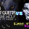 David Guetta vs Alesso - She Wolf Years (Koaz Ft. MB Mashup)