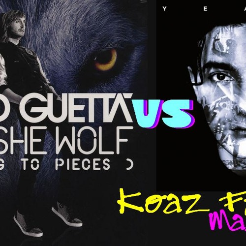 David Guetta vs Alesso - She Wolf Years (Koaz Ft. MB Mashup)