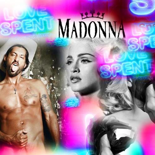Madonna - Love Spent (Sugar Mummy F... Up Mix)