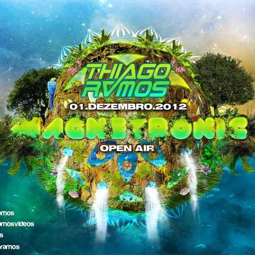 Thiago Ramos - Magnetronic Open Air (Dez.2012)