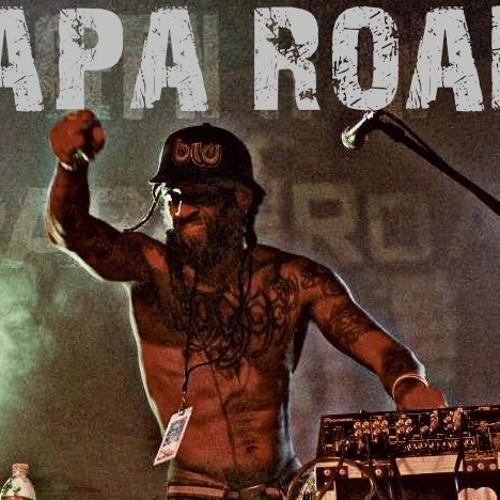 """DJ.REDLOX PRESENTS PAPA ROADS """" HARD MAN FI DEAD"""""""