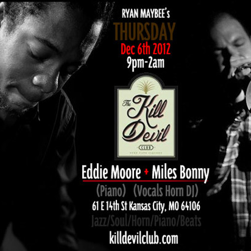 "Miles Bonny ""5 O'Clock Suff"" w. Eddie Moore [First Rehearsal Demo]"