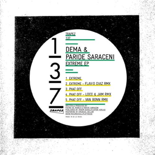 Paride Saraceni & Dema - Phat Off (Loco & Jam Remix)  [TRAPEZ] low Quality Clip