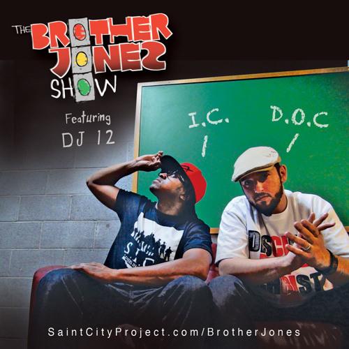 Brother Jones - J E S U S Remix ft DJ 12 @ICJONEZ @DocJonesMusic_ @12twlv