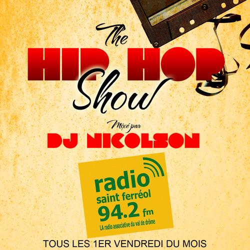 THE HIP HOP SHOW - DECEMBRE 2012 BY DJ NICOLSON