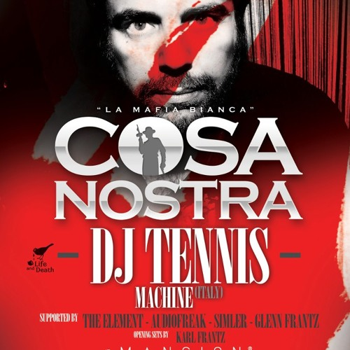 Daniel Simler Live @ Cosa Nostra Malta Feat Dj Tennis (Warm Up Set)