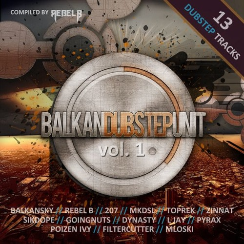 Dynasty - Aura 51 (Balkan Dubstep Unit vol.1)