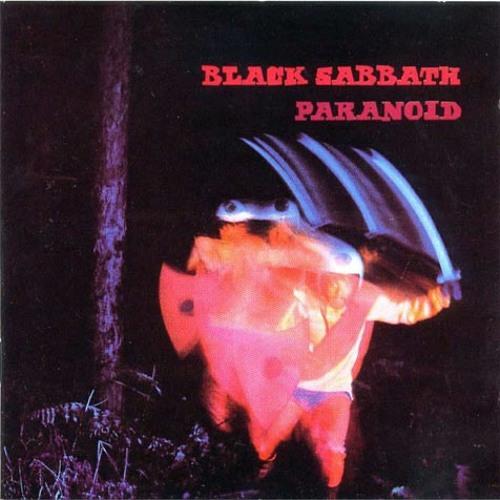 Black Sabbath - Paranoid by leandro matth