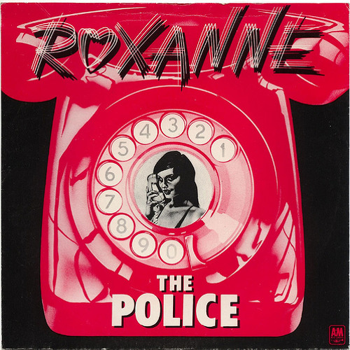Sting & The Police - Roxanne (Matches edit)