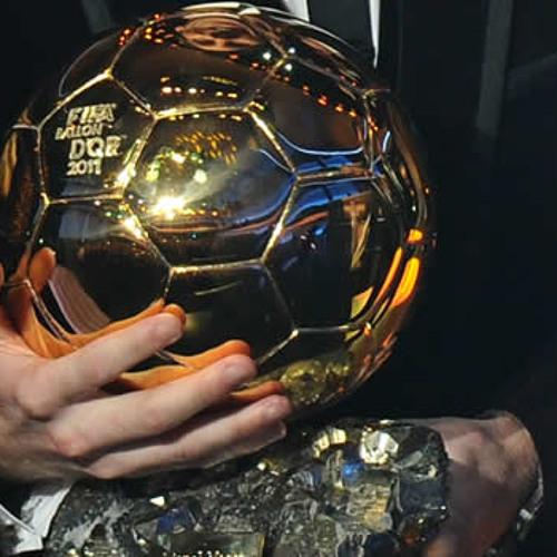 Balón de oro 2012