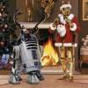 December 6, White Christmas (Robo-Disco)